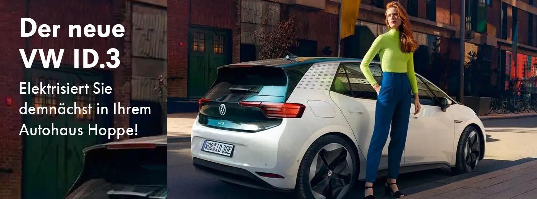 Der neue VW ID.3