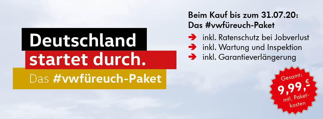 Deutschland startet durch!